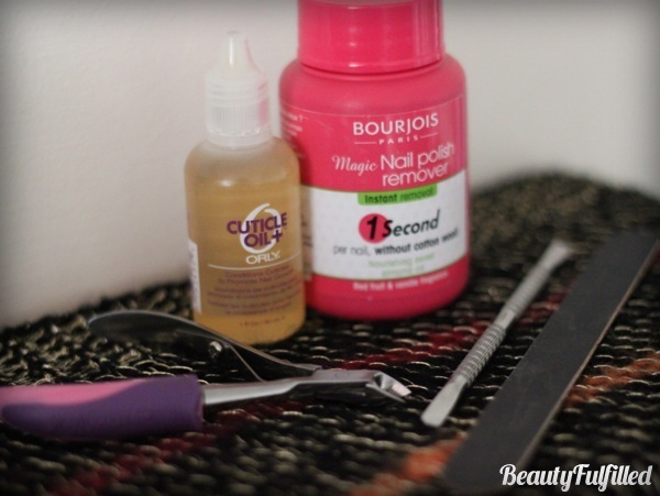 Nails - My Current Nail Care Routine 2013 My Nail Care Routine