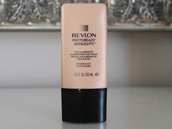 Highlighter - Revlon Photoready Skinlights 100 Bare Ligh Review Swatches 01